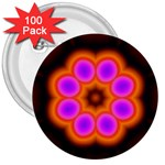 Astral-Reflection-03-515417 3  Button (100 pack)