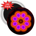 Astral-Reflection-03-515417 3  Magnet (100 pack)