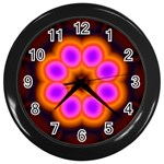 Astral-Reflection-03-515417 Wall Clock (Black)