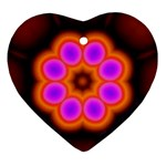 Astral-Reflection-03-515417 Heart Ornament (Two Sides)