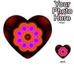 Astral-Reflection-03-515417 Multi-purpose Cards (Heart)
