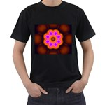 Astral-Reflection-03-515417 Black T-Shirt