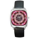 tunnel-198165 Square Metal Watch
