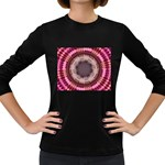 tunnel-198165 Women s Long Sleeve Dark T-Shirt