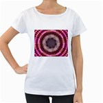 tunnel-198165 Maternity White T-Shirt