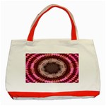 tunnel-198165 Classic Tote Bag (Red)