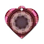 tunnel-198165 Dog Tag Heart (One Side)