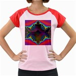 Uladusa_Desktop-976877 Women s Cap Sleeve T-Shirt