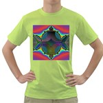 Uladusa_Desktop-976877 Green T-Shirt
