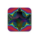 Uladusa_Desktop-976877 Rubber Coaster (Square)