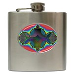 Uladusa_Desktop-976877 Hip Flask (6 oz)