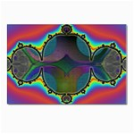 Uladusa_Desktop-976877 Postcard 4 x 6  (Pkg of 10)