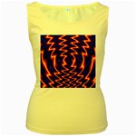 wallpaper%20spumanti%2002-776205 Women s Yellow Tank Top