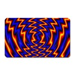 wallpaper%20spumanti%2002-776205 Magnet (Rectangular)