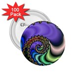 Colorfull_Fractal-215042 2.25  Button (100 pack)