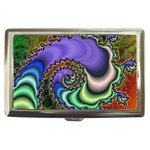 Colorfull_Fractal-215042 Cigarette Money Case