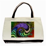 Colorfull_Fractal-215042 Classic Tote Bag (Two Sides)