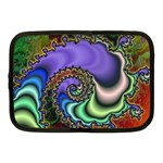 Colorfull_Fractal-215042 Netbook Case (Medium)