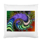 Colorfull_Fractal-215042 Cushion Case (One Side)