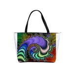 Colorfull_Fractal-215042 Classic Shoulder Handbag