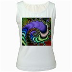 Colorfull_Fractal-215042 Women s Tank Top
