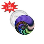 Colorfull_Fractal-215042 1.75  Button (10 pack)