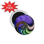 Colorfull_Fractal-215042 1.75  Magnet (10 pack)