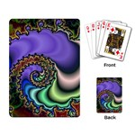 Colorfull_Fractal-215042 Playing Cards Single Design