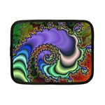 Colorfull_Fractal-215042 Netbook Case (Small)