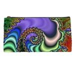 Colorfull_Fractal-215042 Pencil Case