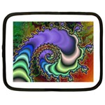 Colorfull_Fractal-215042 Netbook Case (XXL)