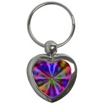 Bounty_Flower-161945 Key Chain (Heart)