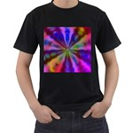 Bounty_Flower-161945 Black T-Shirt (Two Sides)