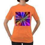 Bounty_Flower-161945 Women s Dark T-Shirt