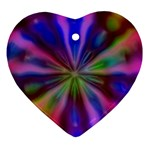 Bounty_Flower-161945 Heart Ornament (Two Sides)