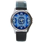 bluerings-185954 Round Metal Watch