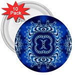 bluerings-185954 3  Button (10 pack)