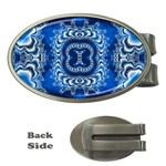 bluerings-185954 Money Clip (Oval)