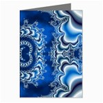 bluerings-185954 Greeting Card