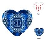 bluerings-185954 Playing Cards (Heart)