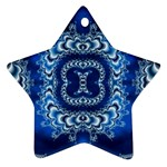 bluerings-185954 Star Ornament (Two Sides)