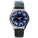 blue%20design%20wave%202-662985 Round Metal Watch