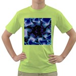 blue%20design%20wave%202-662985 Green T-Shirt