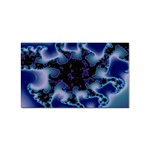blue%20design%20wave%202-662985 Sticker (Rectangular)