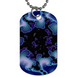 blue%20design%20wave%202-662985 Dog Tag (Two Sides)