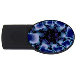 blue%20design%20wave%202-662985 USB Flash Drive Oval (2 GB)