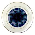 blue%20design%20wave%202-662985 Porcelain Plate