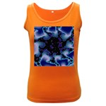 blue%20design%20wave%202-662985 Women s Dark Tank Top