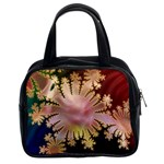 abstract-flowers-984772 Classic Handbag (Two Sides)