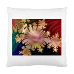 abstract-flowers-984772 Cushion Case (Two Sides)